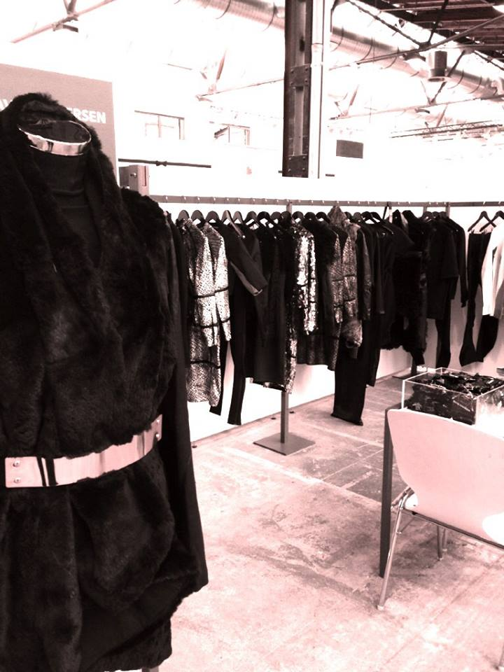 AW14 at Premium Hall 7 Berlin Fashion Week